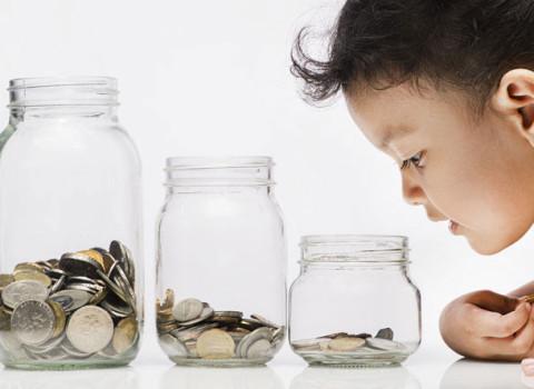 7 Pelajaran Yang Anak Anda Perlu Tahu Tentang Kewangan