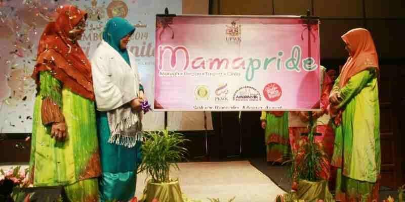 MamaPride- Dari Kelantan Ke Antarabangsa