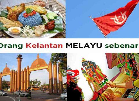 Orang Kelantan Melayu Sebenar