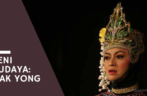 Seni Budaya Kelantan : MAK YONG