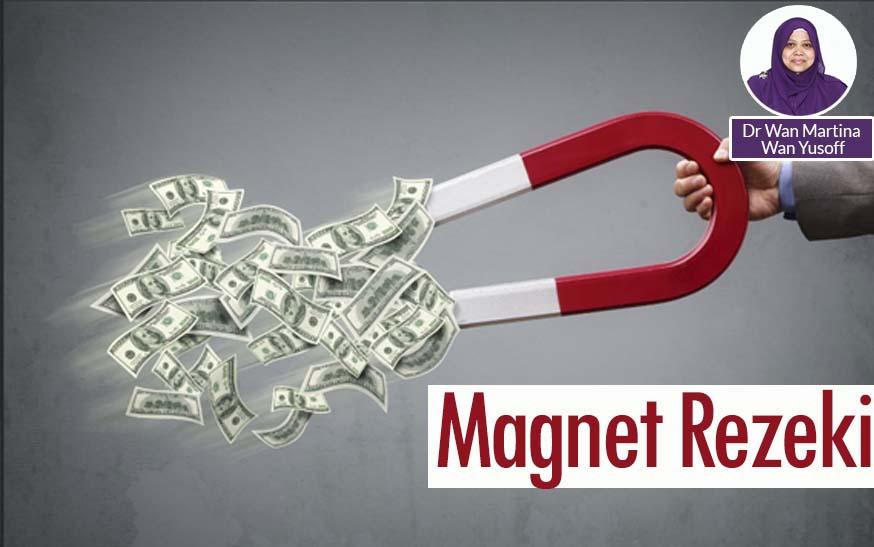 Magnet Rezeki