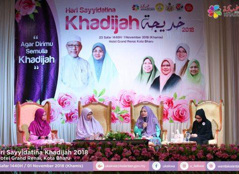 Hari Sayyidatina Khadijah, Hari Untuk Menghargai Wanita Kelantan
