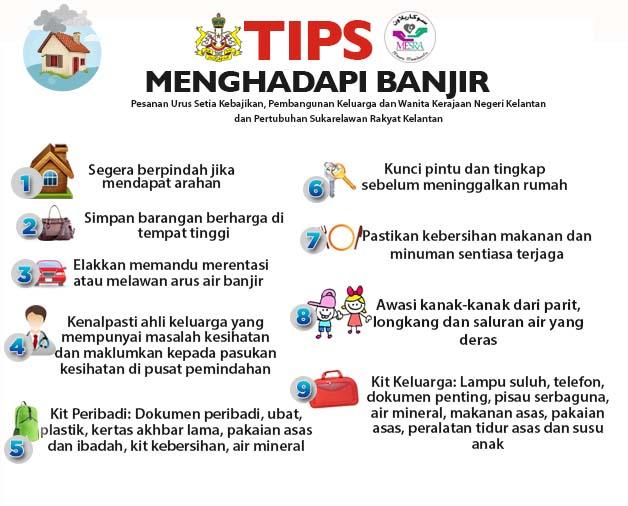 Tips Banjir