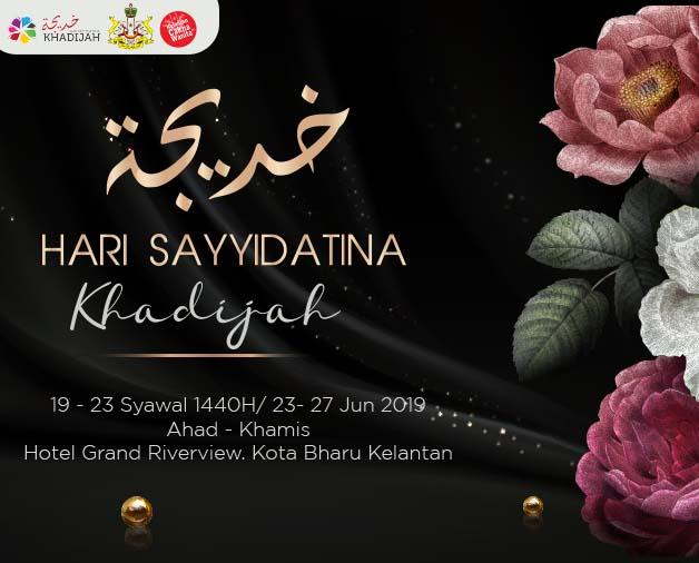 Hari Sayyidatina Khadijah 2019