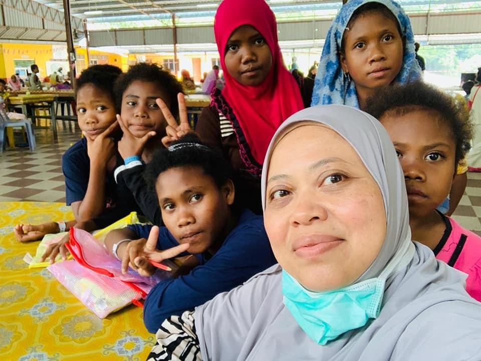 Wanita Kuala Koh Perlu Diperkasa – Kesihatan Bermula Dari Rumah