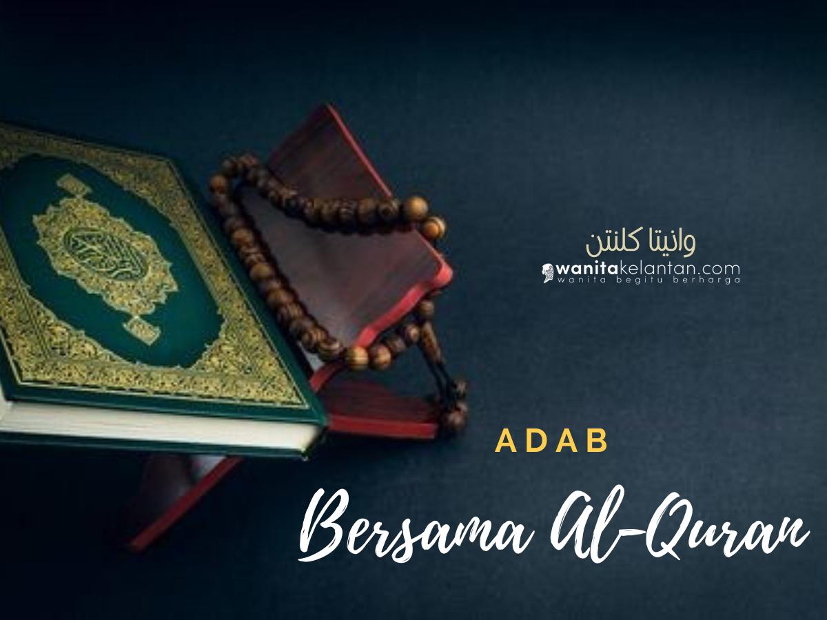 Adab Bersama Al-Quran