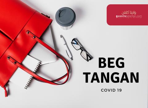 Beg Tangan COVID-19