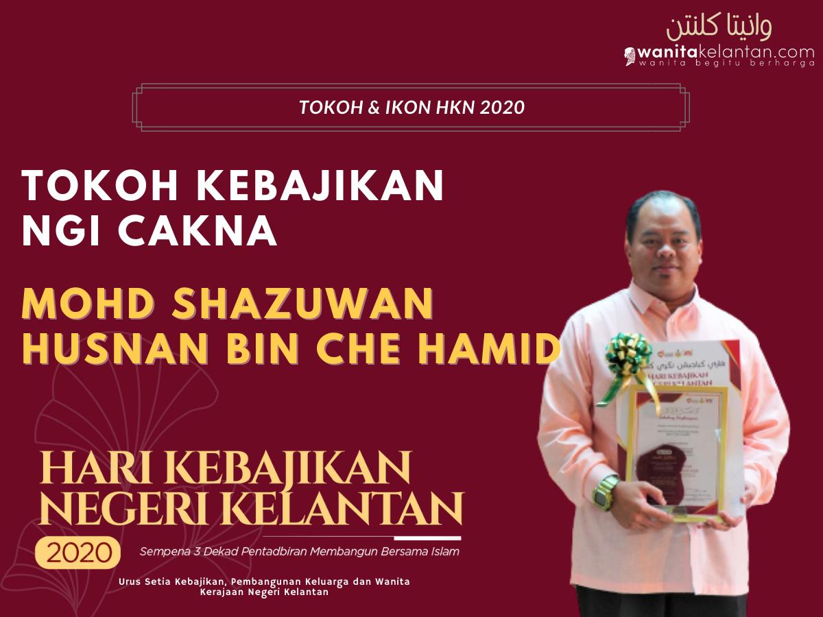 Tokoh Cakna Kebajikan HKN 2020