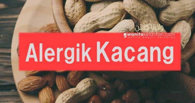 Alergik Kacang