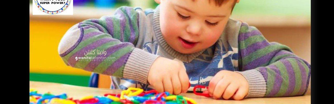 Anak Syurga (Autisme)
