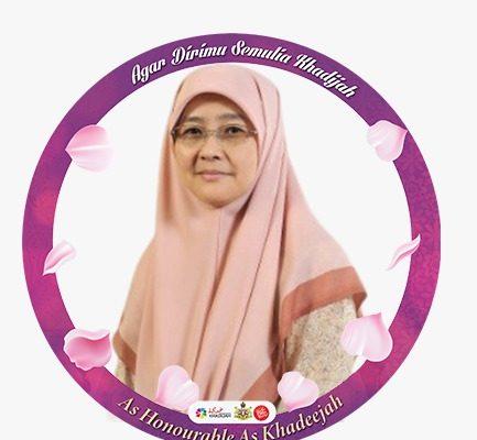 HSK 2021: Tokoh Sayyidatina Aisyah Abu Bakar (Pendidikan)
