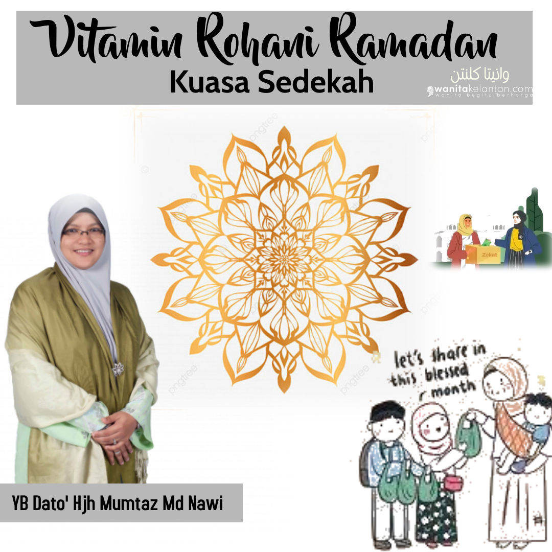 Edisi Ramadan: Vitamin Rohani Hujung Minggu