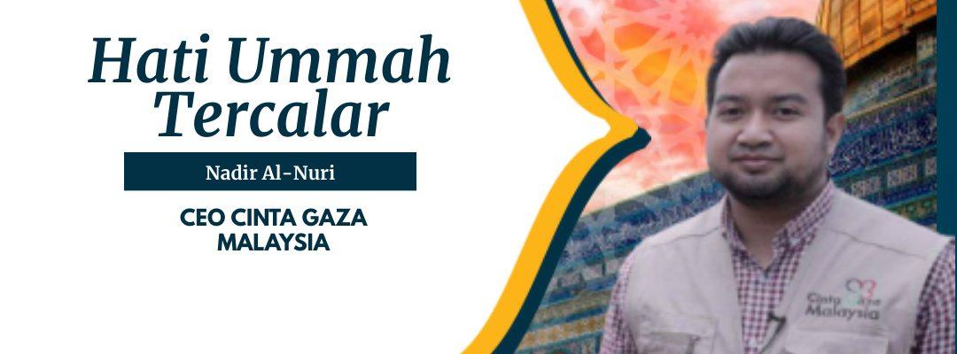 Cinta Gaza : Al-aqsa Jantung Hati Umat Islam