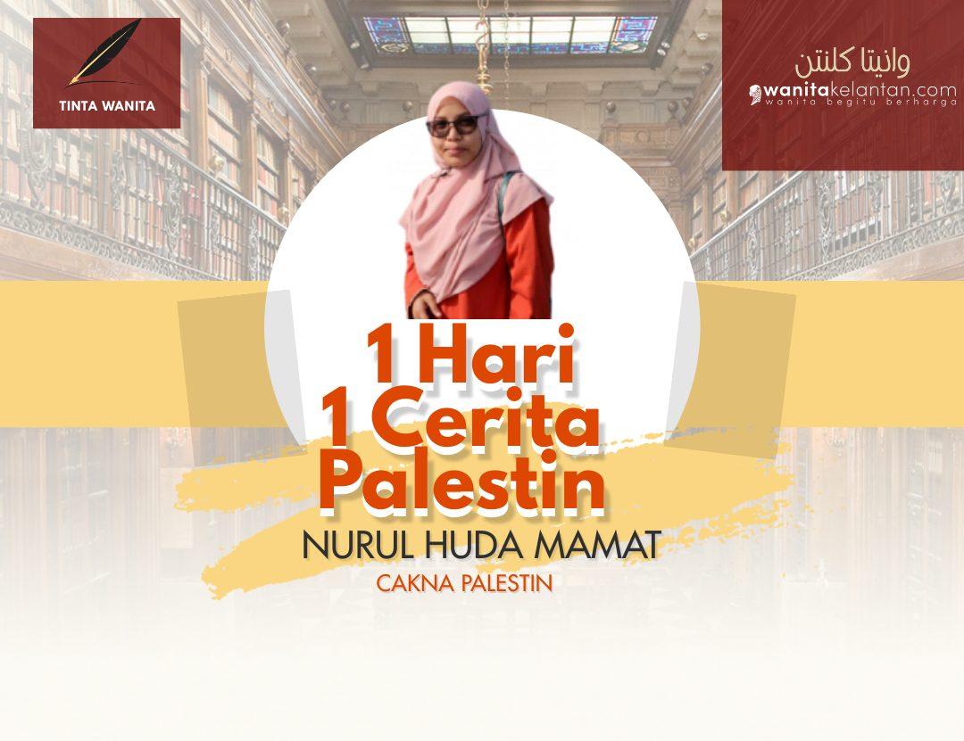 1 HARI 1 CERITA PALESTIN – Made With PosterMyWall