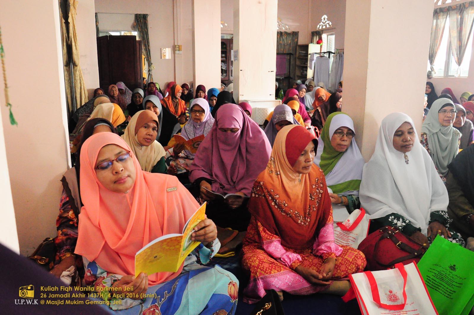 Kuliah Fiqh Wanita