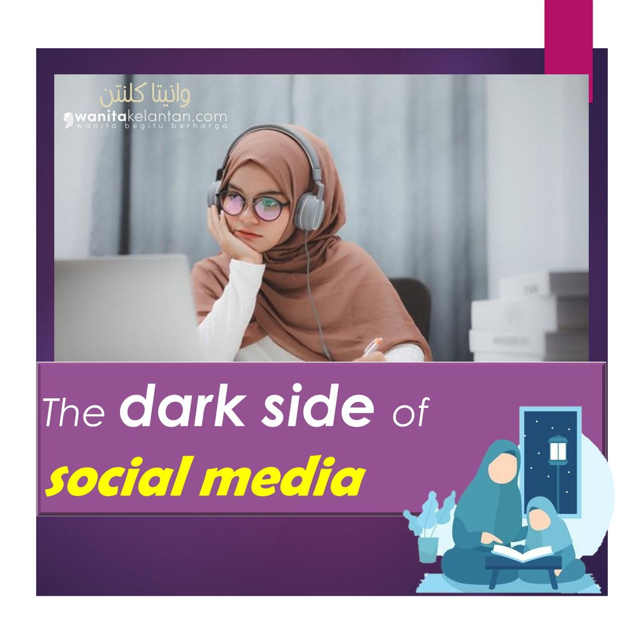 The Dark Side Of Social Media Artikel 25 Jan 2021 Feature Image