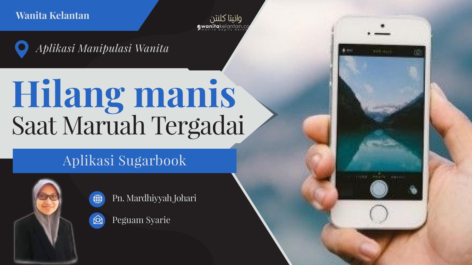 Lindungi Wanitamu Dari Aplikasi Sugarbook