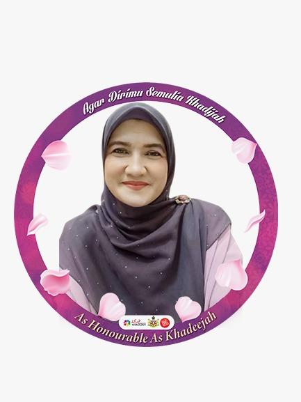 HSK 2021: Tokoh Sayyidatina Zainab Khuzaimah (Kemasyarakatan)