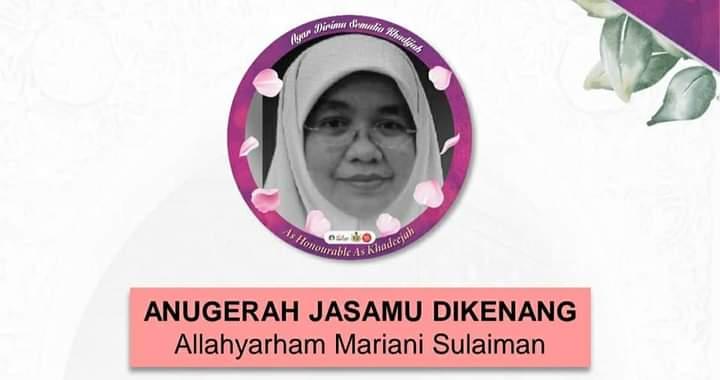 HSK 2021: Tokoh Anugerah Jasamu Dikenang