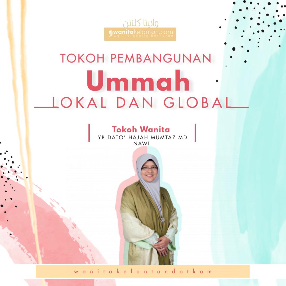 Tokoh Pembangunan Ummah Lokal Dan Global