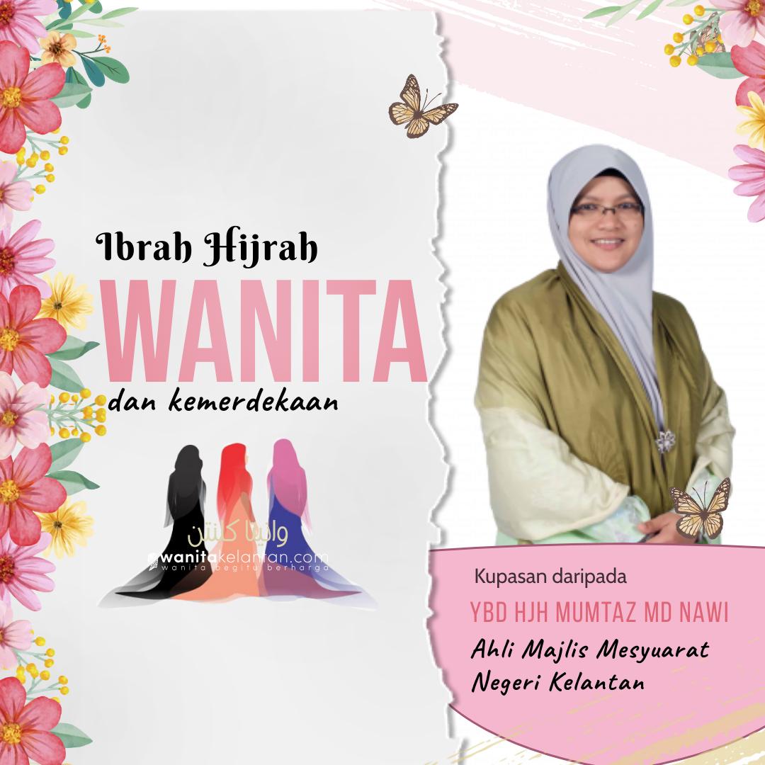 Ibrah Hijrah Wanita Dan Kemerdekaan – Made With PosterMyWall